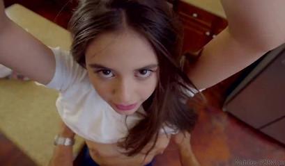 Смотреть Порно Молодые На Кухне